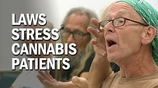Laws Mar Medical Marijuana Experience For Patients