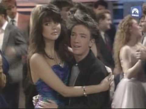Tiffany Amber Thiessen in Married With Children Video