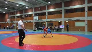 LL 55kg - Aaron Bellscheidt vs. Arslan Eren