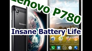 Lenovo P780 Hands On: Quad-Core Processor, 720P Gorilla Glass Screen and 4000mAh Battery