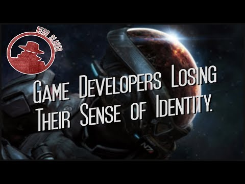 Game Developers Losing Their Sense of Identity