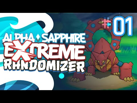 Extreme Already?!?! - Pokémon Alpha Sapphire Extreme Randomizer (episode 1) video