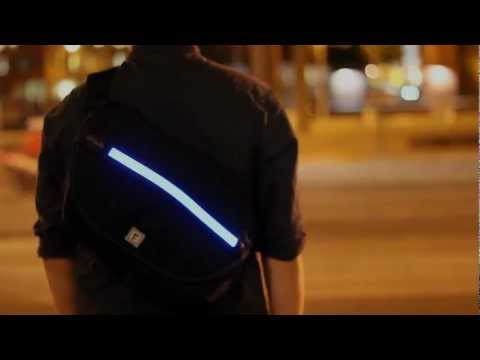 HALO ZERO LED Illuminated Bag