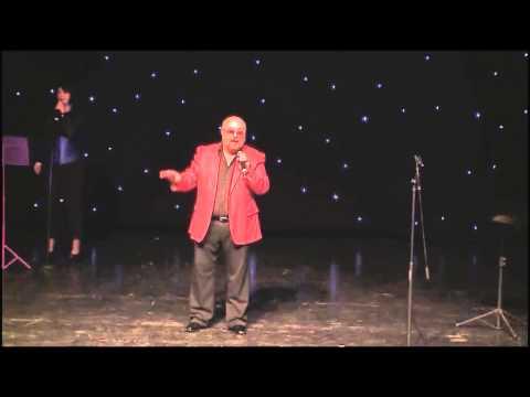 «А би мы зэйцах!», музыка Алекса Ческиса, стихи Юрия Гарина, поёт Алекс Ческис