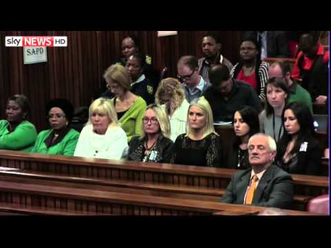 Oscar Pistorius To Undergo Psychiatric Tests