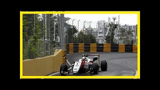 Macau Grand Prix: Prema's Euro F3 champion Schumacher tops practice | k production channel
