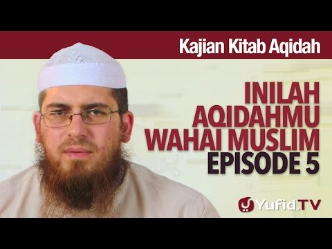 Serial Kajian Aqidah: Episode 5 - Syaikh Abdurrahman Bin Muhammad Musa Alu Nasr