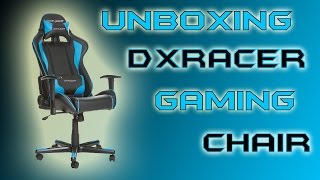 DXRacer Gaming/Computer Chair Unboxing and Assembly