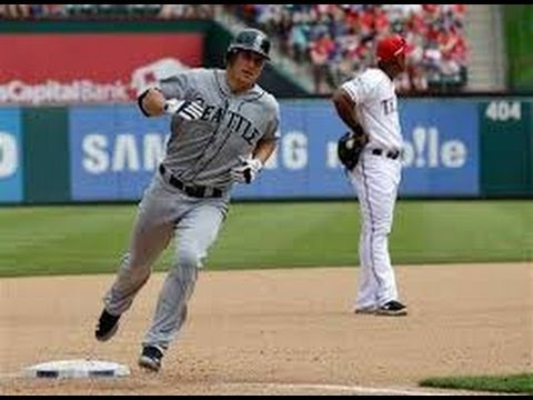Kyle Seager 2013 Highlights
