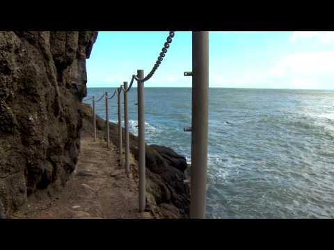 'The Gobbins � A Dramatic Coastal Walk' in Antrim, Northern Ireland opens summer 2015. http://www.thegobbinscliffpath.com.