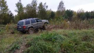 Jeep Grand Cherokee ZJ Świetochów 4x4 OFF-ROAD  (6)