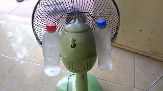 Cool Fan | Creative ideas-Easy to do-By yourself...#1