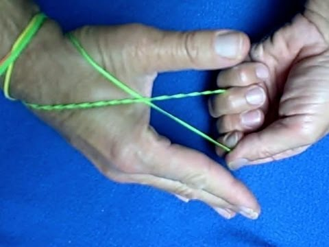 AMAZING Rubber Band Through Hand - Tutorial