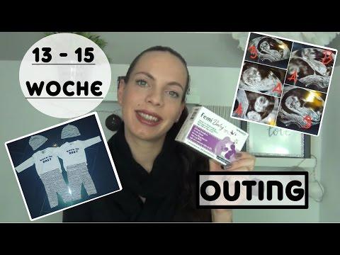 Schwangerschafts Update/13-15ssw./Outing/Beschäftigungsverbot/Zwillinge