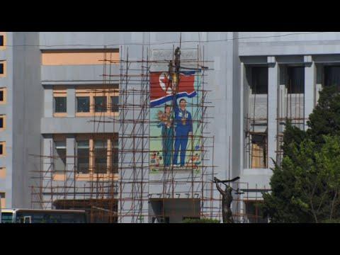 North Korea prepares for rare party congress