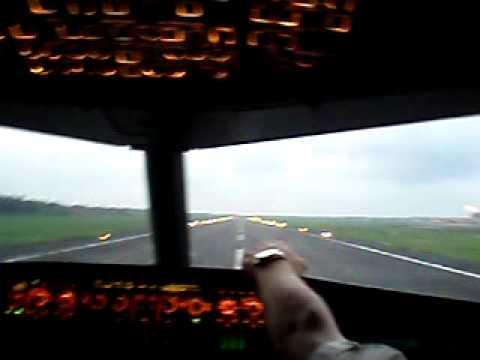 landing at cochin