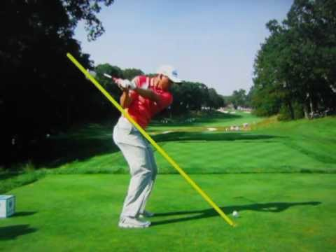 Sergio Garcia Super Slow Motion
