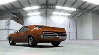 El legendario 1971 AMC Javelin AMX