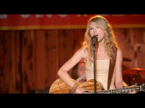 Taylor Swift - Crazier [HD]