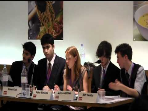 Debating Matters International Final: GM Crops - UK versus India