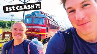 7 HOUR Train Across Bulgaria | INCREDIBLE Views!