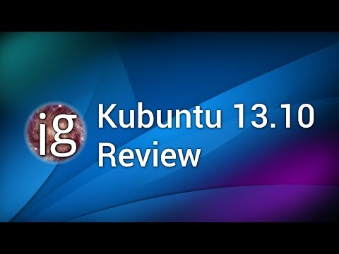 Kubuntu 13.10 Review - Linux Distro Reviews