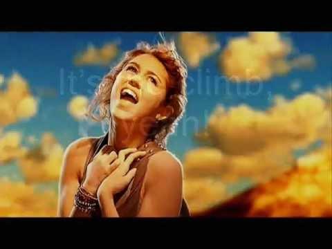 Testo The Climb (Miley Cyrus)