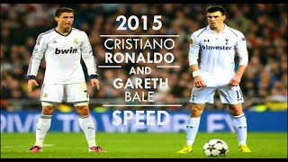 Cristiano Ronaldo Vs Gareth Bale - Super Speed