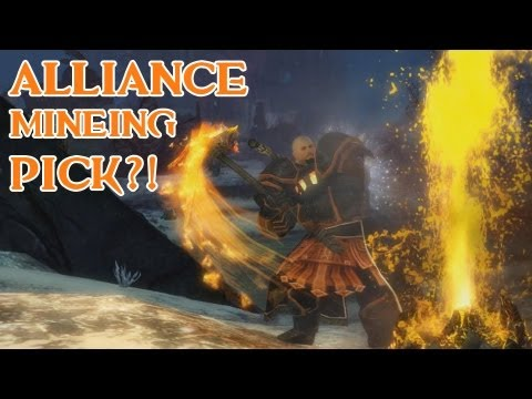 Guild Wars 2 | Molten Alliance Mining Pick SUCKS??