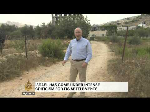 Israel to take 400 hectares of West Bank land