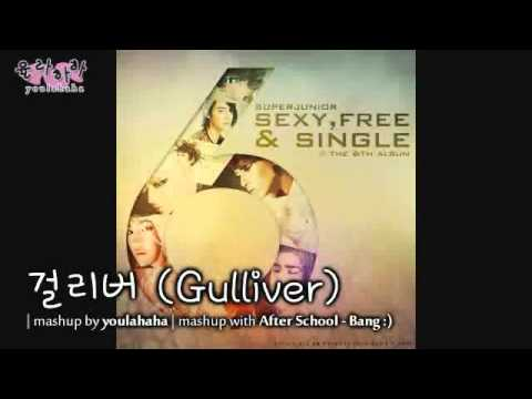 Super Junior - 걸리버 (Gulliver) [Mashup/Remix]