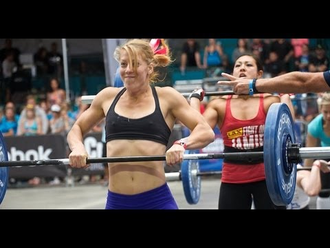 CrossFit - All Smiles: Allison Truscheit