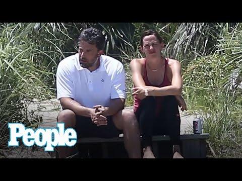 WORLD EXCLUSIVE: Ben Affleck and Jennifer Garner's Emotional Post-Split Vacation |  PEOPLE Now