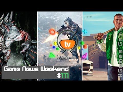 Game News Weekend - #111 от XGames-TV (Игровые Новости)