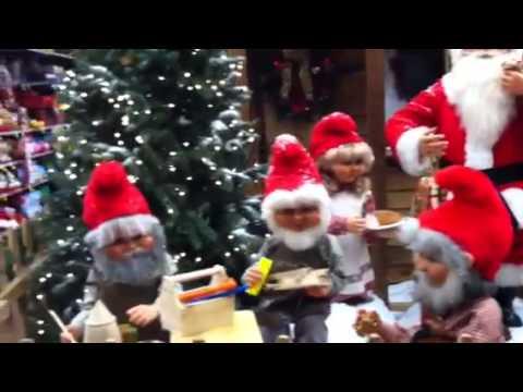 Frys Marketplace Christmas Displsy