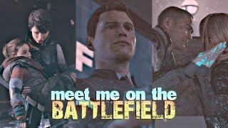 » meet me on the battlefield (detroit: become human gmv)