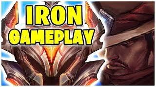 Iron Gameplay - Gute Arbeit Riot! Noway4u Twitch Highlights - League Of Legends