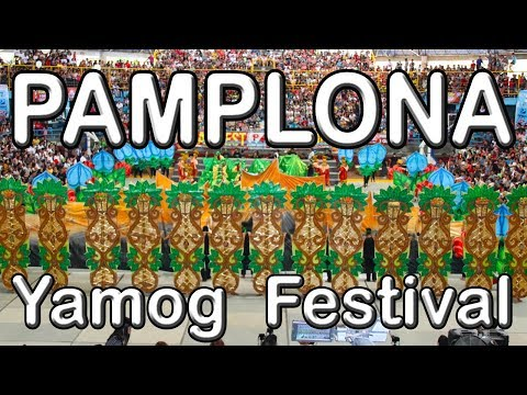 Buglasan Festival 2018 - Pamplona (Yamog Festival)