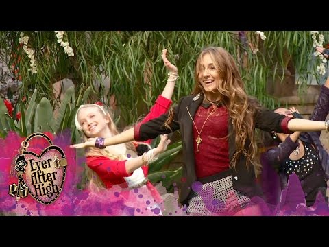 Behind the Scenes Ever After High's Music Video! | Ever After High™