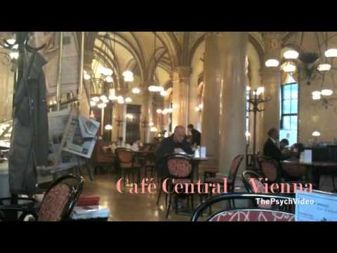 Café Central in Vienna / Austria / Europe - Wien ...