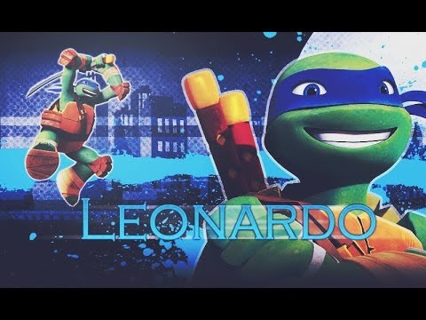 TMNT 2012/Leo/Leonardo - I Like It Like That