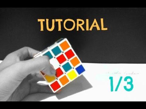 Como resolver el cubo de rubik 4x4   PARTE 1/3