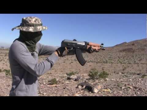 Zastava M92: AK-47 Pistol