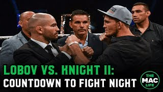 Artem Lobov vs. Jason Knight II: Countdown to Fight Night