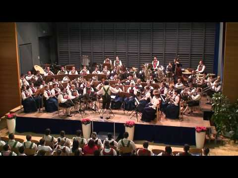 A Choral for a Solmen Occasion - Marc van Delft; Musikkapelle Peter Mayr Pfeffersberg 2012