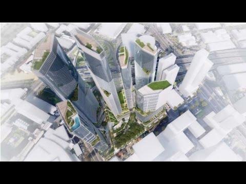 Melbourne OK's Skyscraper Development
