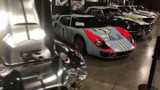 Carroll Shelby Heritage Center \