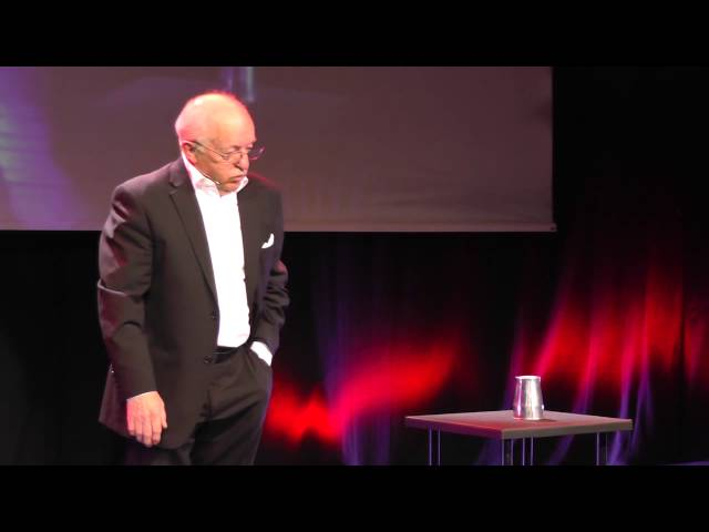 Masters of Magic 2014 - Paul Daniels live magic trick