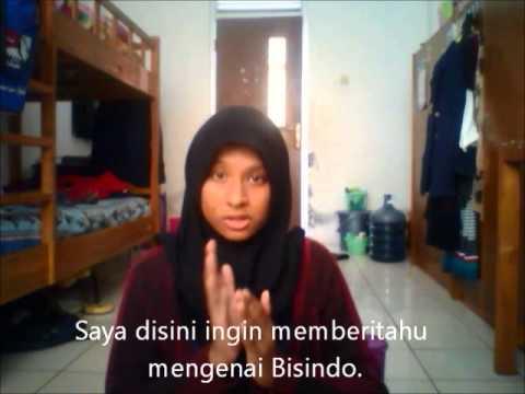 Bisindo (Indonesian Sign Language)