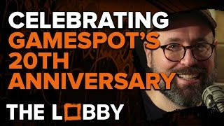 Celebrating GameSpot's 20th Anniversary - The Lobby